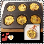 Trisha's Low Carb Egg and Bacon Muffins
