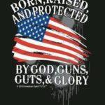 I'm A Proud American